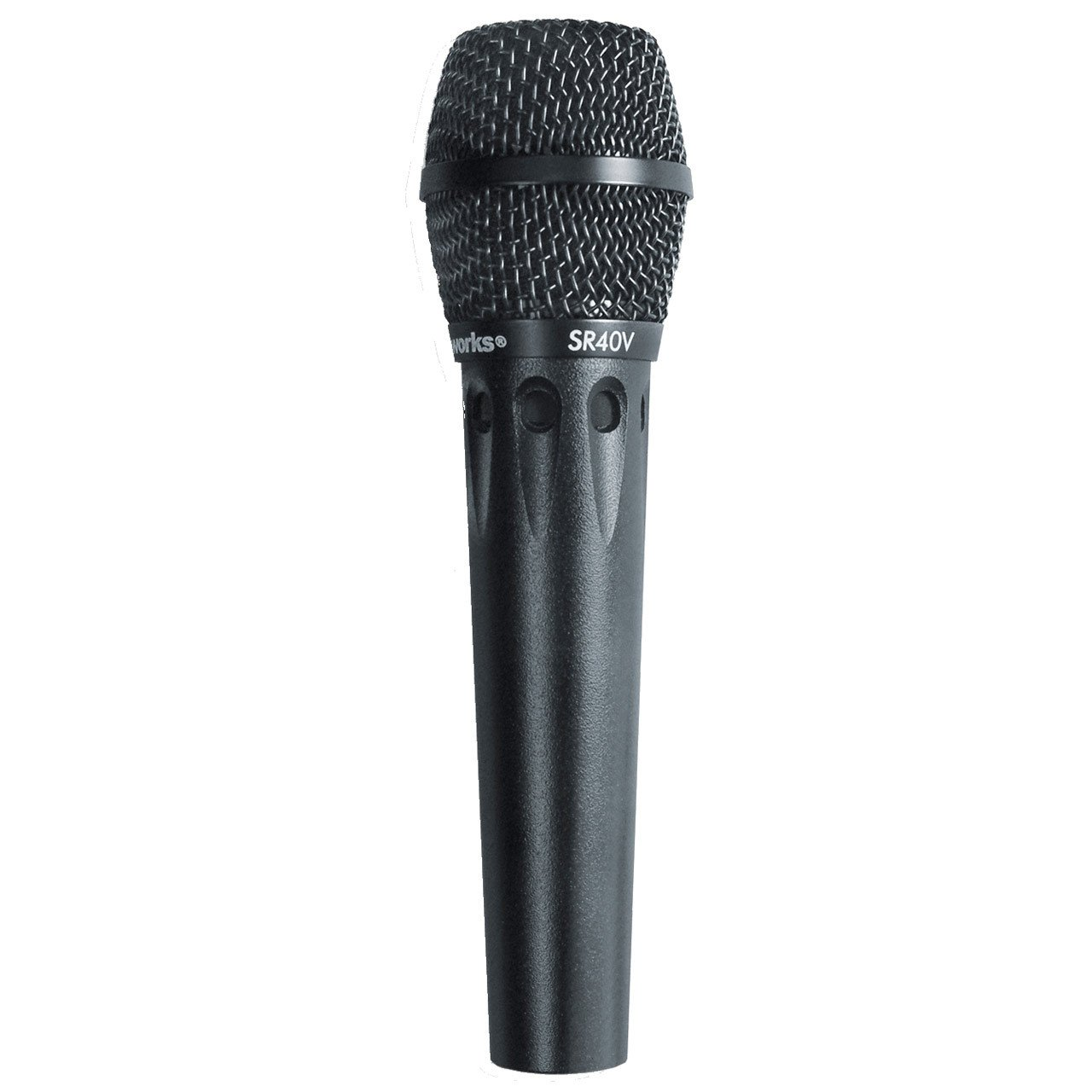 Condenser Microphones - Earthworks SR40V High Definition Handheld Condenser Vocal Microphone