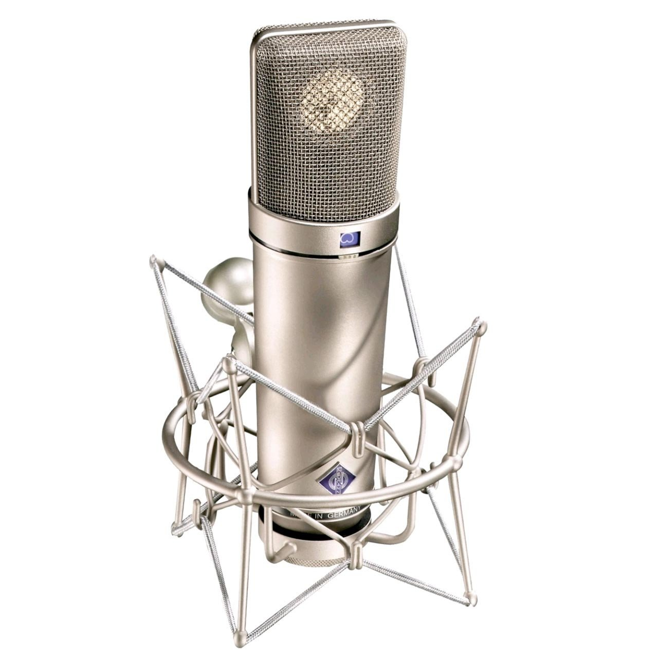 Condenser Microphones - Neumann U 87 Ai Switchable Studio Microphone Studio Set