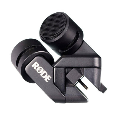 Condenser Microphones - RODE I-XY Stereo Microphone For Apple IPhone & IPad - Lightning