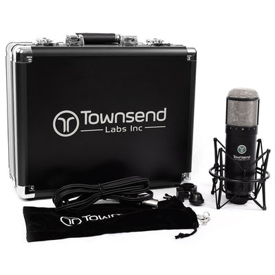Condenser Microphones - Townsend Labs Sphere L22 Precision Microphone Modeling System