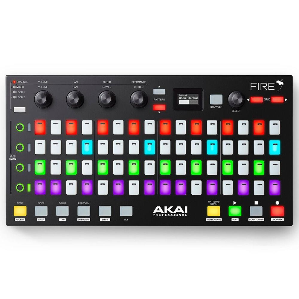 Control Surfaces - Akai Fire Performance Controller For FL Studio