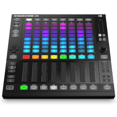 Control Surfaces - Native Instruments Maschine Jam