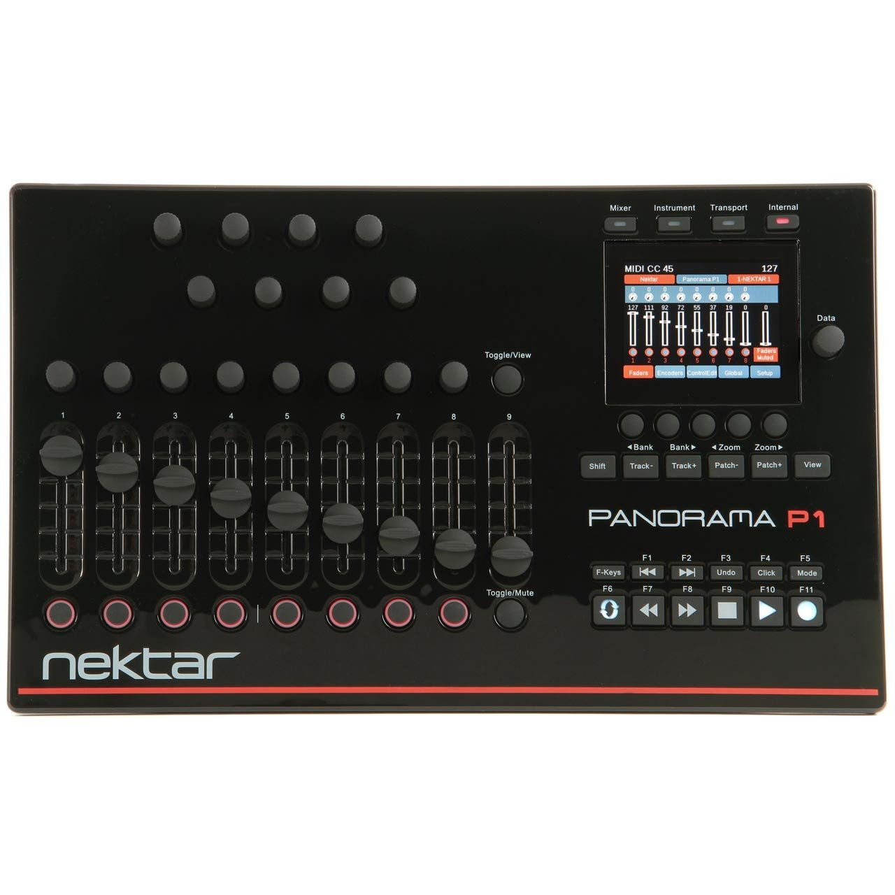 Control Surfaces - Nektar Panorama P1 MIDI Control Surface