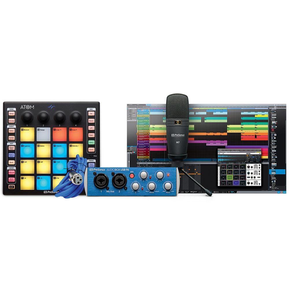 Control Surfaces - Presonus ATOM Producer Lab - Complete Production Kit