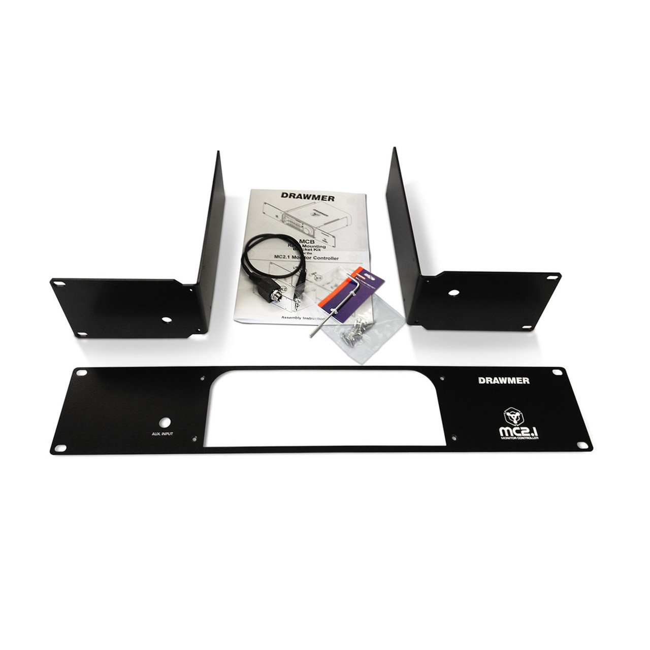 Controller Accessories - Drawmer MC2.1 Rack Mount Kit