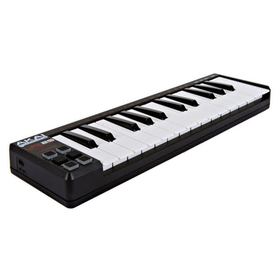Controller Keyboards - AKAI LPK25 Laptop Performance MIDI Controller Keyboard