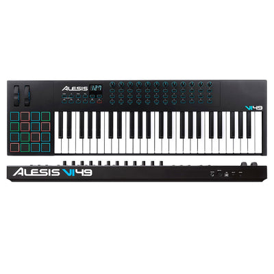 Controller Keyboards - Alesis VI49 Advanced 49-Key USB/MIDI Keyboard Controller