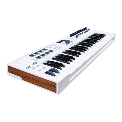 arturia keylab essential 49 semi weighted usb midi controller keyboard sounds easy. Black Bedroom Furniture Sets. Home Design Ideas