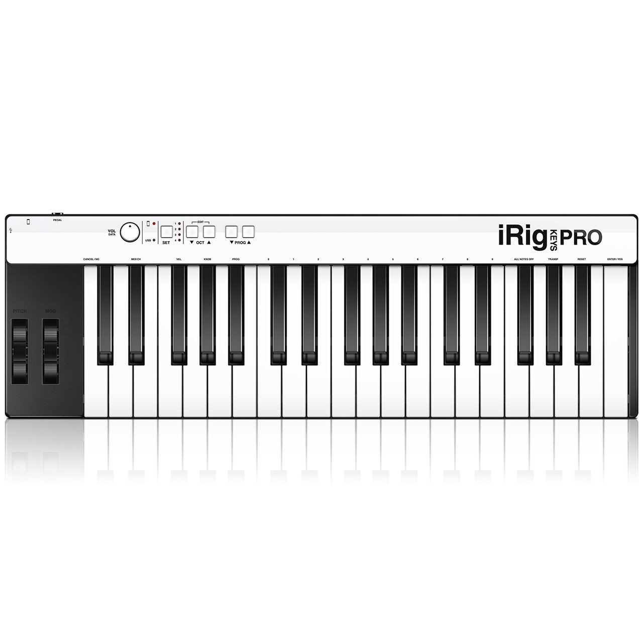 Controller Keyboards - IK Multimedia IRig KEYS PRO Mobile Keyboard