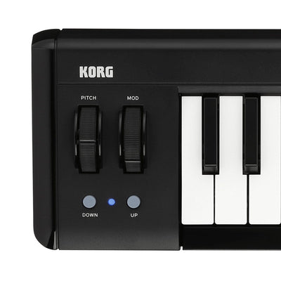 Controller Keyboards - Korg MicroKEY 2 Air 61 Bluetooth MIDI Keyboard