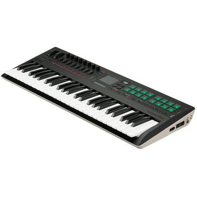 Controller Keyboards - Korg Taktile 49 Semi Weighted MIDI Controller Keyboard