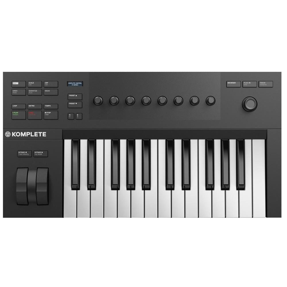 Controller Keyboards - Native Instruments Komplete Kontrol A25 MIDI Controller Keyboard