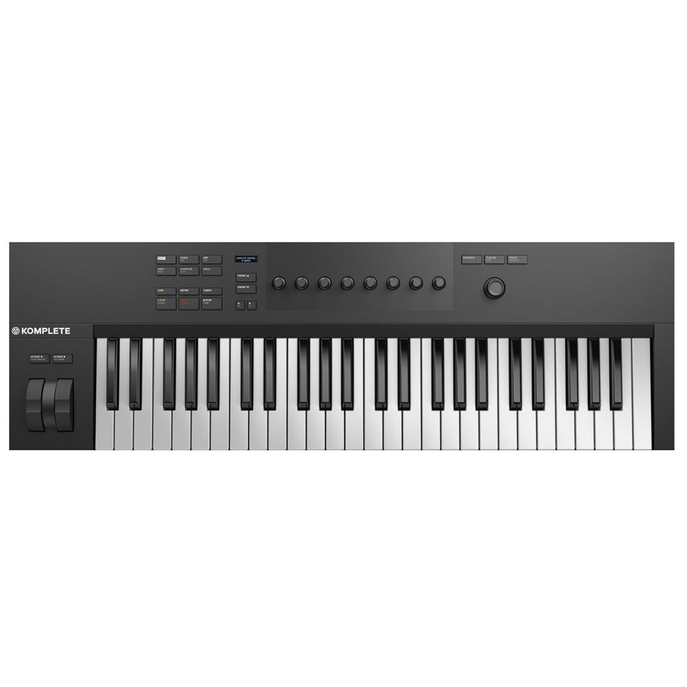 Controller Keyboards - Native Instruments Komplete Kontrol A49 MIDI Controller Keyboard