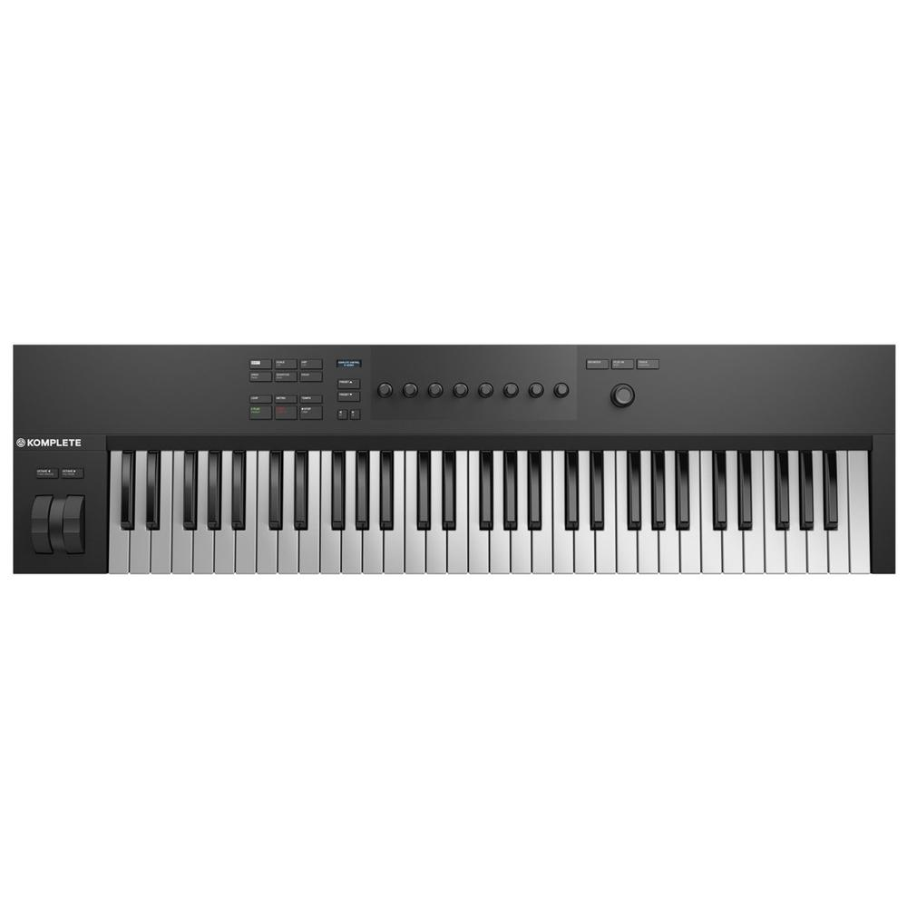 Controller Keyboards - Native Instruments Komplete Kontrol A61 MIDI Controller Keyboard