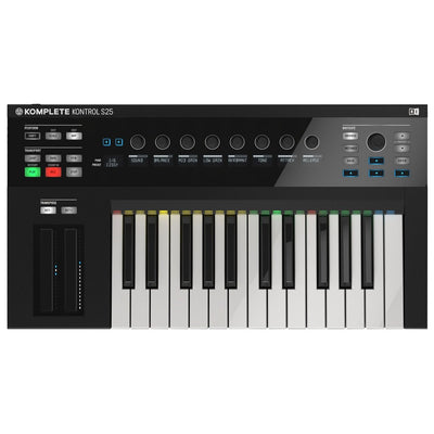 Controller Keyboards - Native Instruments Komplete Kontrol S25 Keyboard