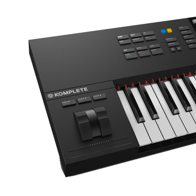 Controller Keyboards - Native Instruments Komplete Kontrol S49 MK2 Keyboard
