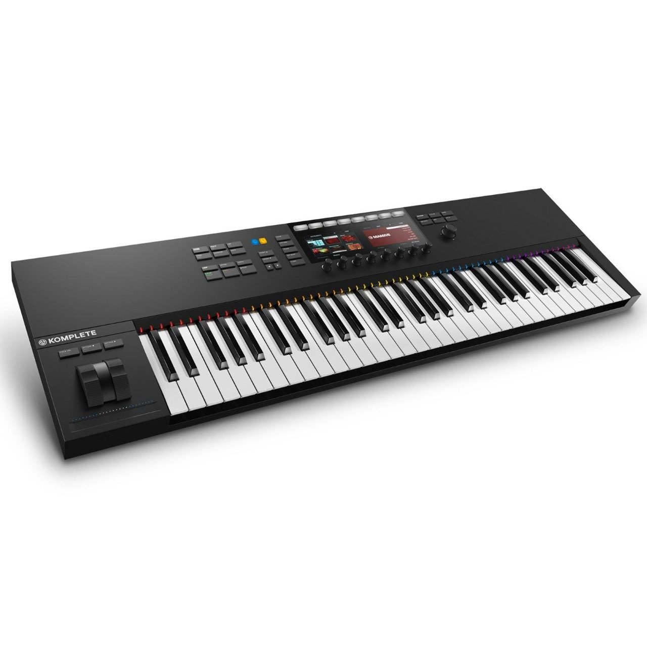 Controller Keyboards - Native Instruments Komplete Kontrol S61 MK2 Keyboard