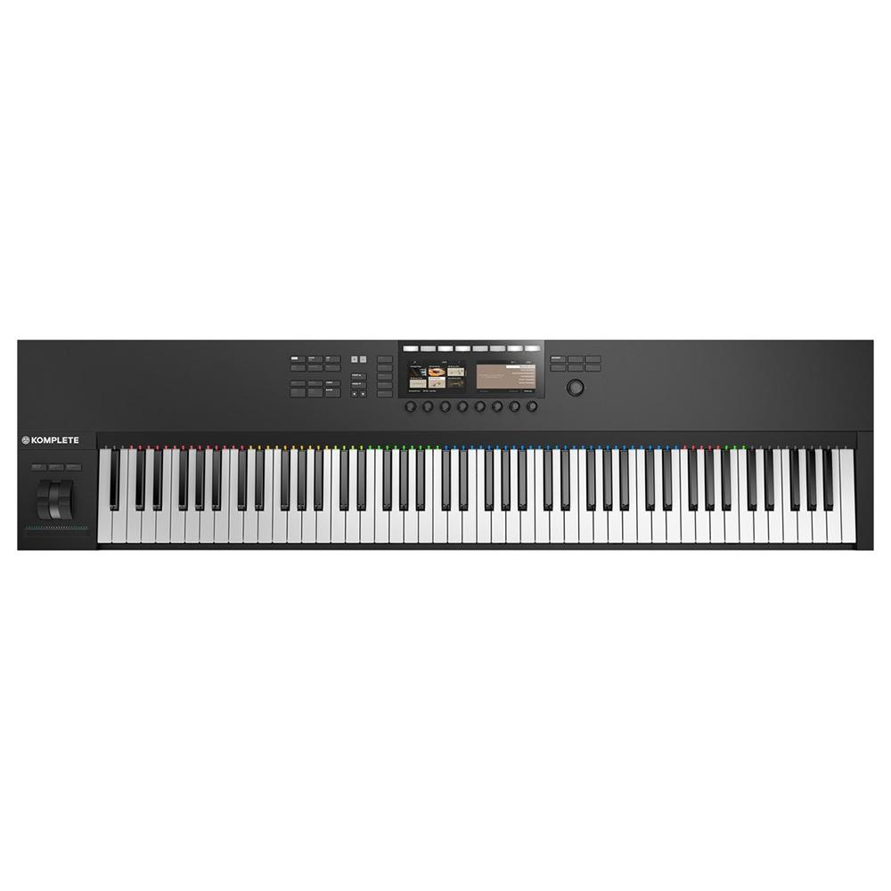 Controller Keyboards - Native Instruments Komplete Kontrol S88 MK2 MIDI Controller Keyboard