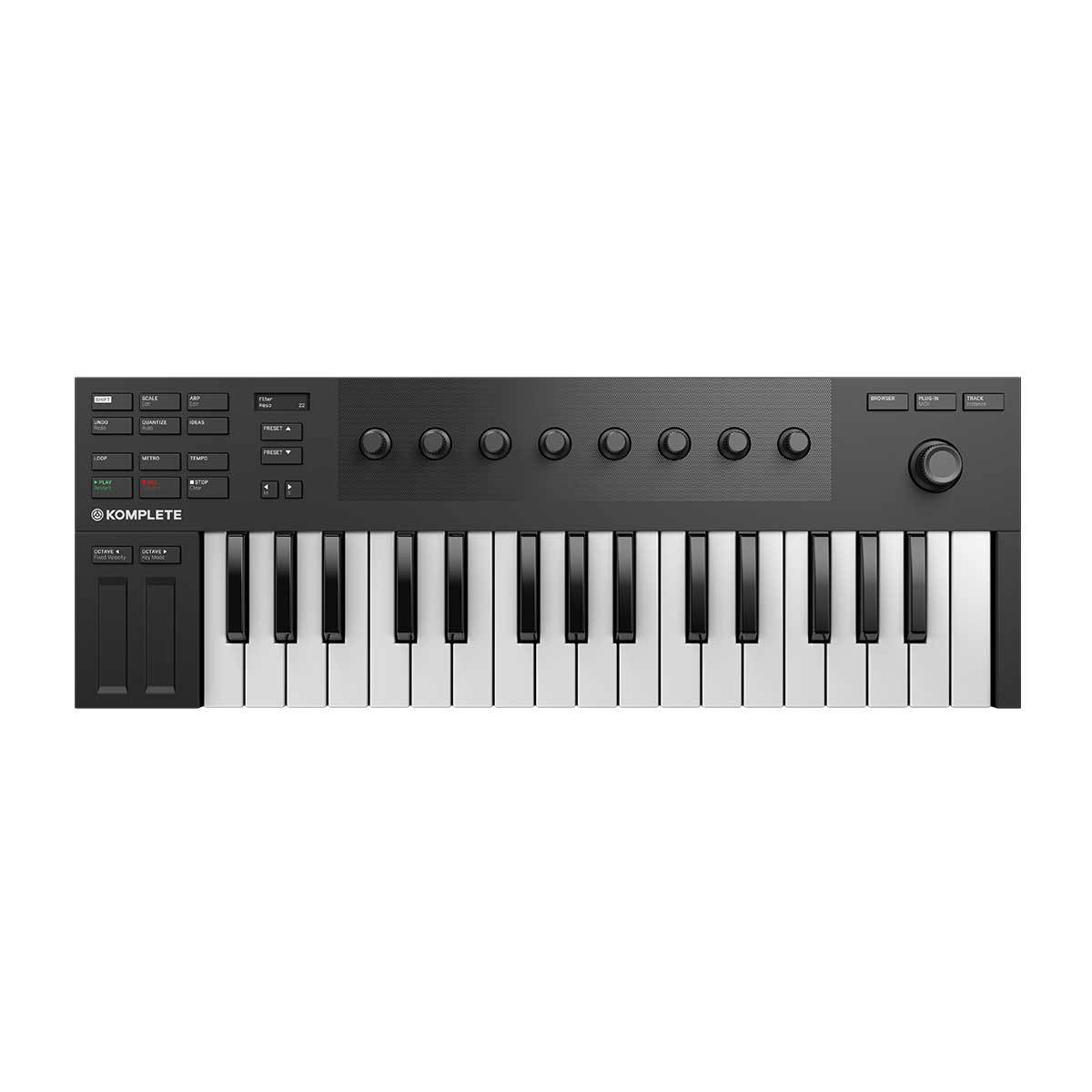 Controller Keyboards - Native Instruments Komplete M32 Controller Keyboard