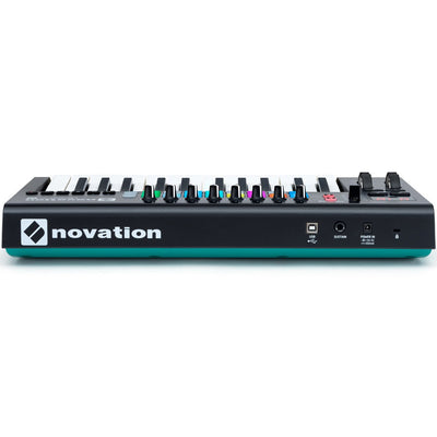 Controller Keyboards - Novation Launchkey 25 Mk2 MIDI Controller Keyboard
