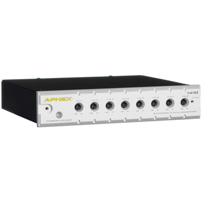 DACs - Aphex 141B Eight Channel D To A - ADAT To Analog Converter