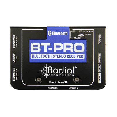 DI Boxes - Radial Engineering BT-Pro Bluetooth DI
