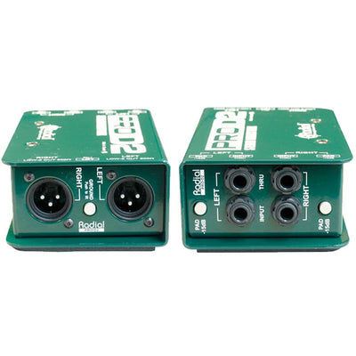 DI Boxes - Radial ProD2 Stereo Direct Box