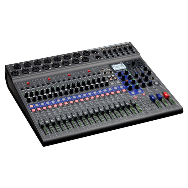 Zoom Livetrak L-20 Digital Mixer & Recorder