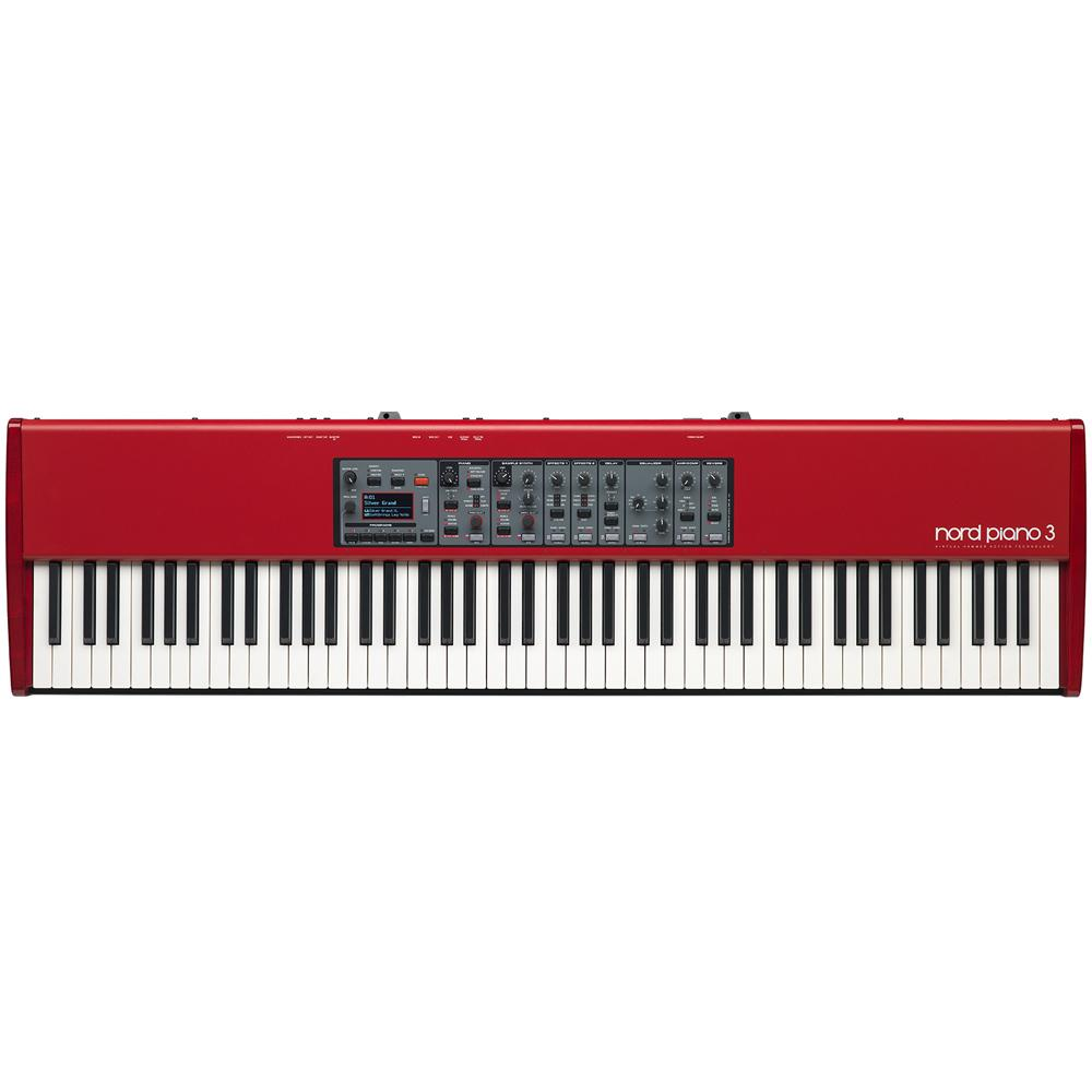 Nord Piano 3: 88 Note Weighted stage piano