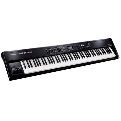 Digital Pianos - Roland RD-300NX Digital Stage Piano Keyboard