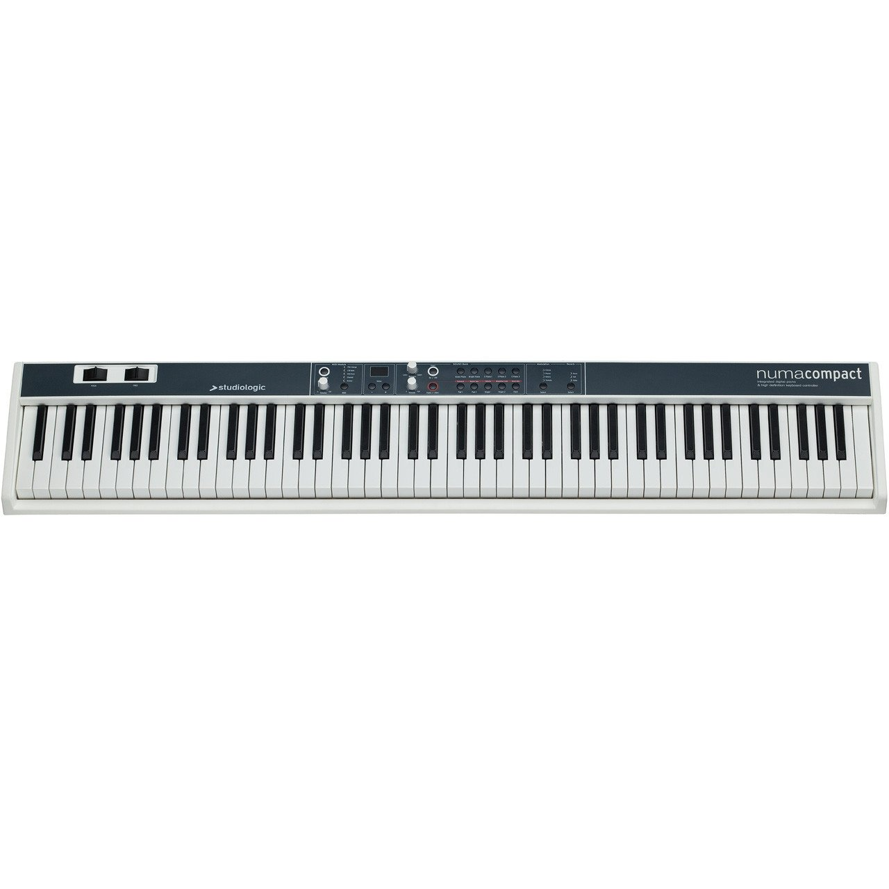 Digital Pianos - Studiologic Numa Compact - 88 Note Stage Piano And MIDI Keyboard