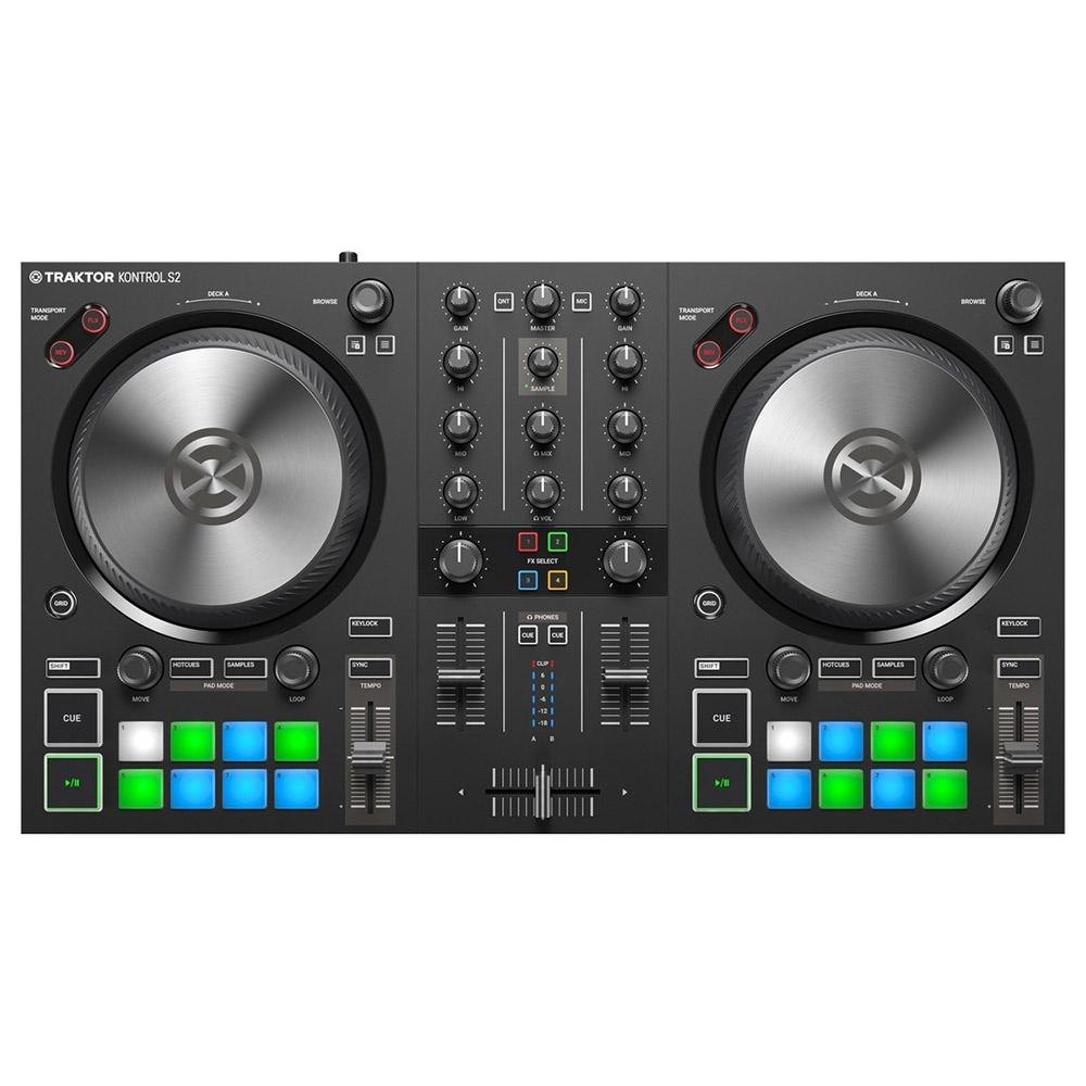Native Instruments Traktor Kontrol S2 MK3 2-channel DJ Controller