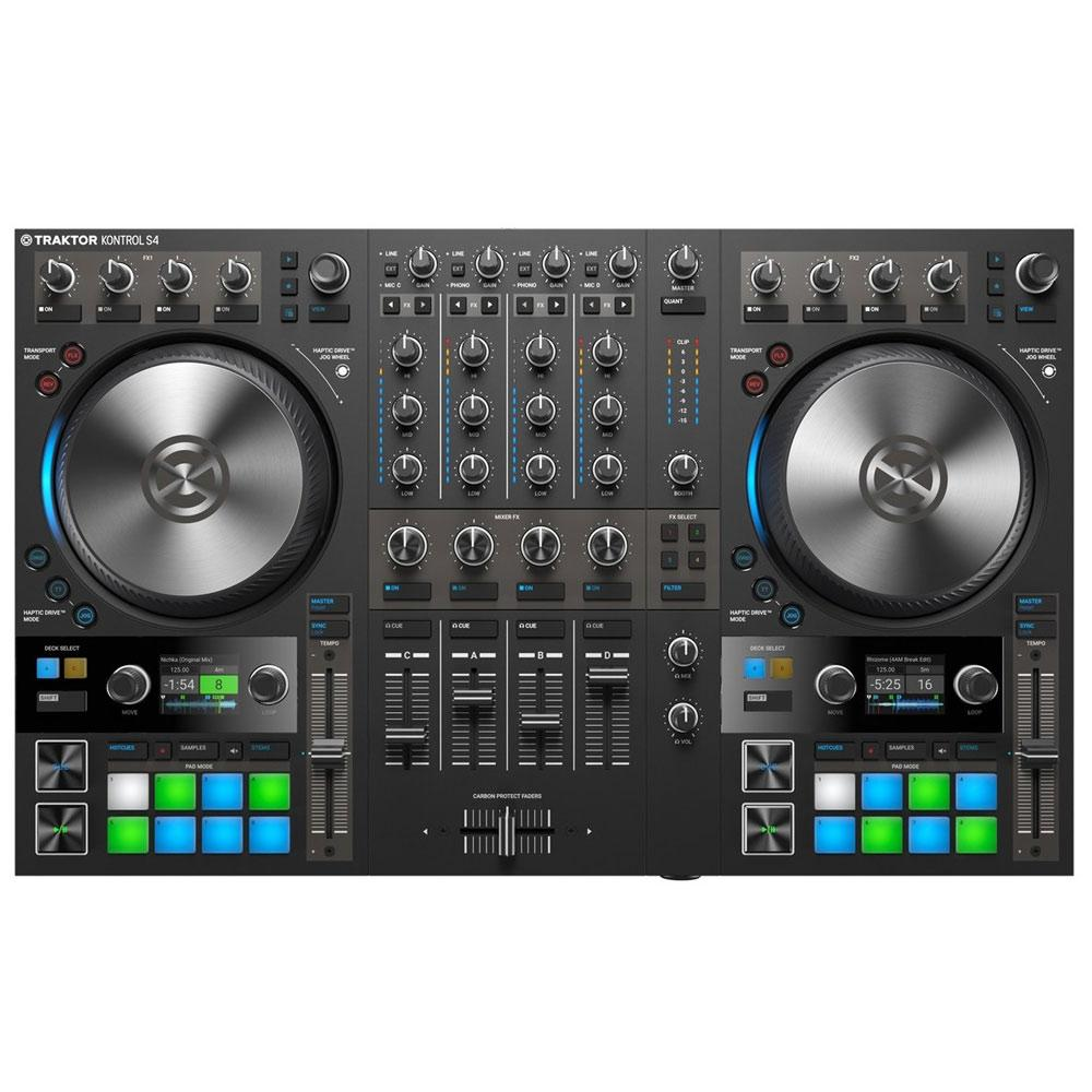 Native Instruments Traktor Kontrol S4 MK3 4-channel DJ Controller