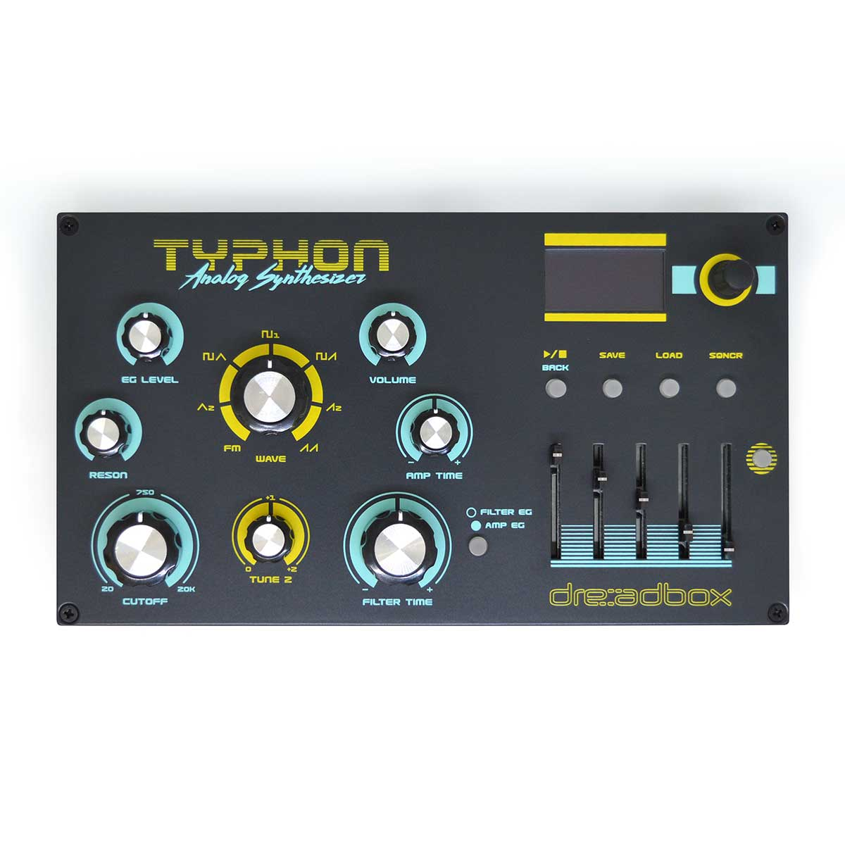 Dreadbox Typhon Analog Synthesizer