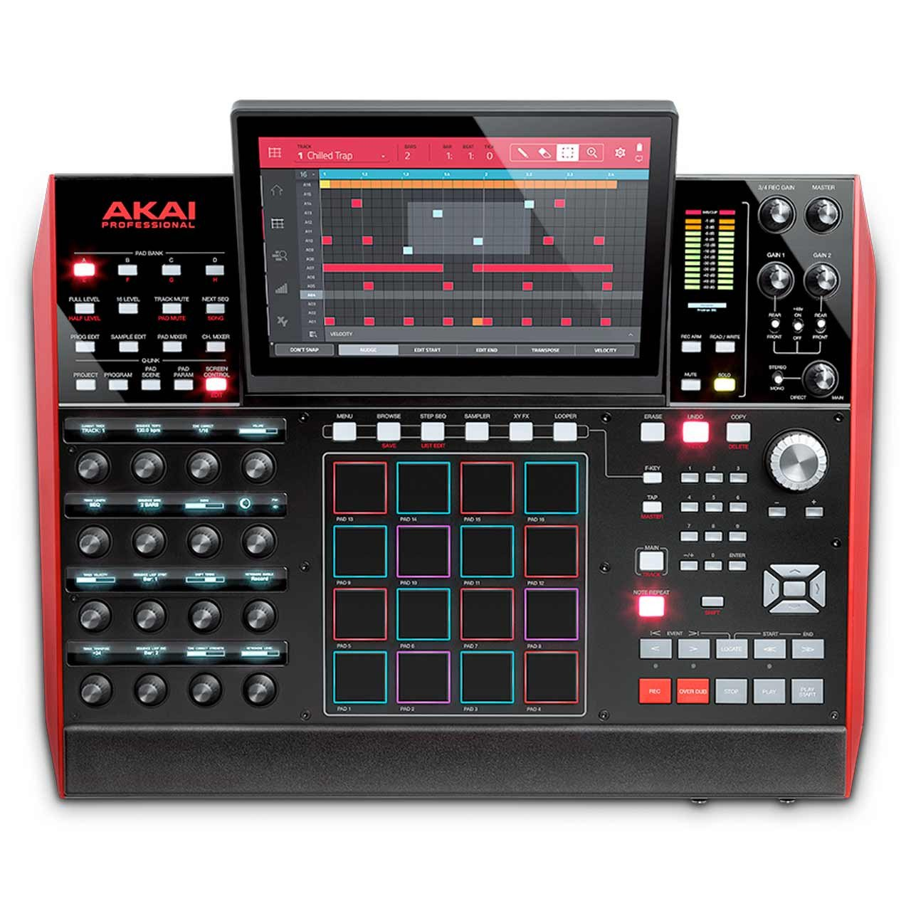 Drum Machines - AKAI MPC X Standalone Music Production Center