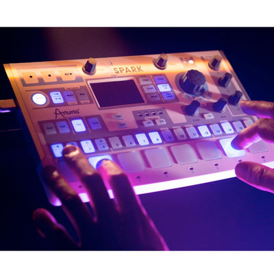 Drum Machines - Arturia SparkLE Hybrid Drum Machine