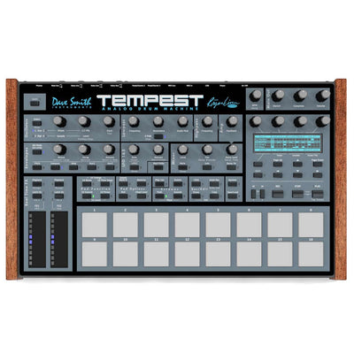 Drum Machines - Dave Smith Instruments Tempest Analogue Drum Machine