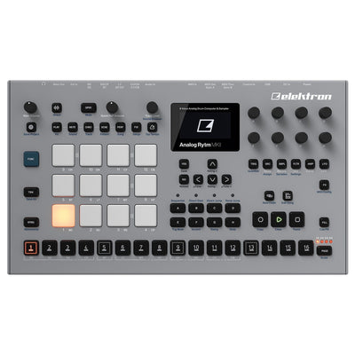 Drum Machines - Elektron Analog Rytm MKII Drum Machine