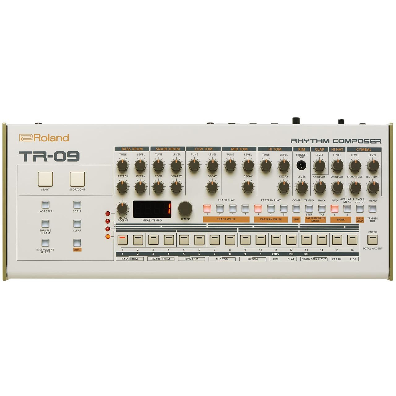 Drum Machines - Roland TR-09 Rhythm Composer