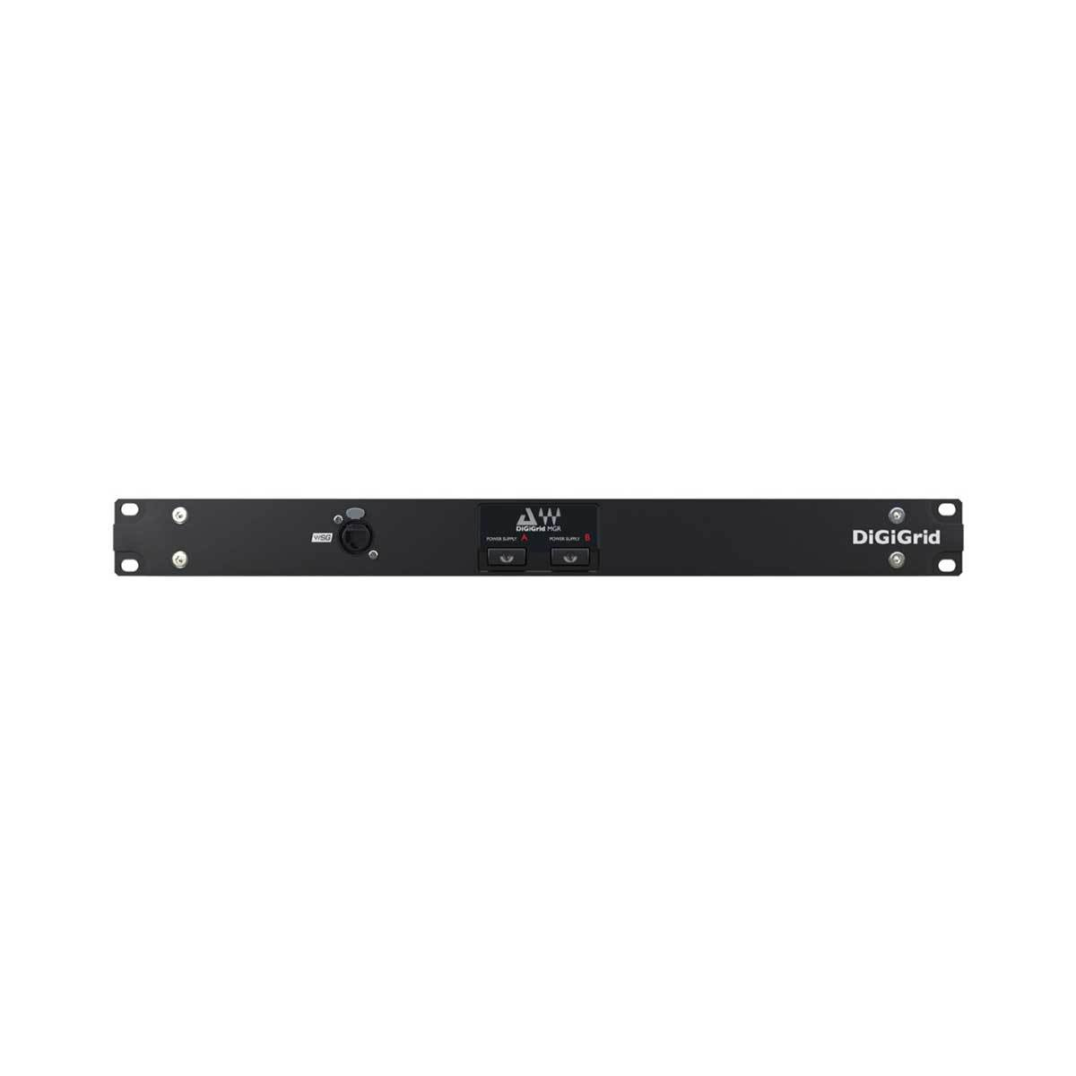 DSP Hardware - DiGiGrid MGR Rackmount Quad MADI BNC To SoundGrid Network With 4 MADI Ports. 256 I/O