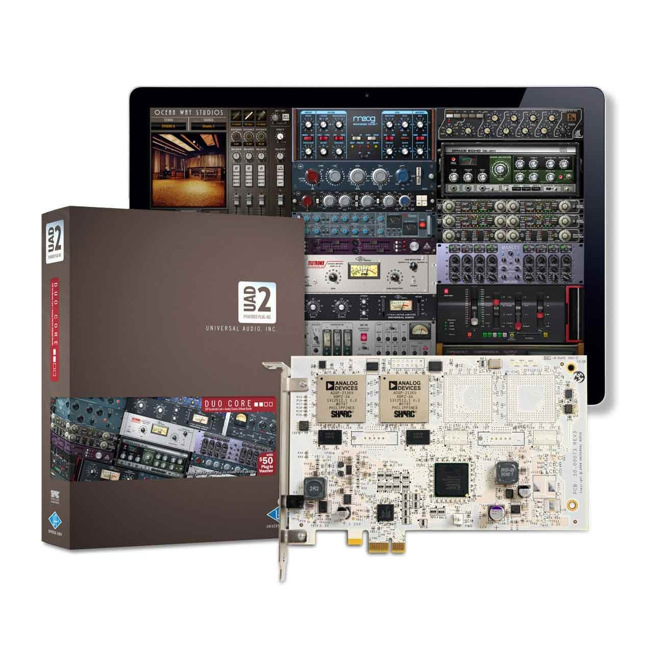 Universal Audio UAD-2 Duo Core PCIe