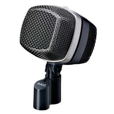 Dynamic Microphones - AKG D12 VR Reference Large-diaphragm Dynamic Microphone