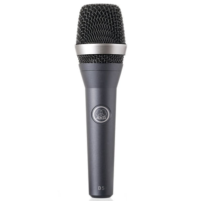 Dynamic Microphones - AKG D5 Handheld Dynamic Vocal Microphone