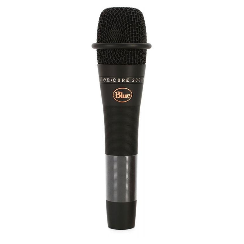 Dynamic Microphones - Blue Microphones EnCORE 200 Black - Active Dynamic Microphone