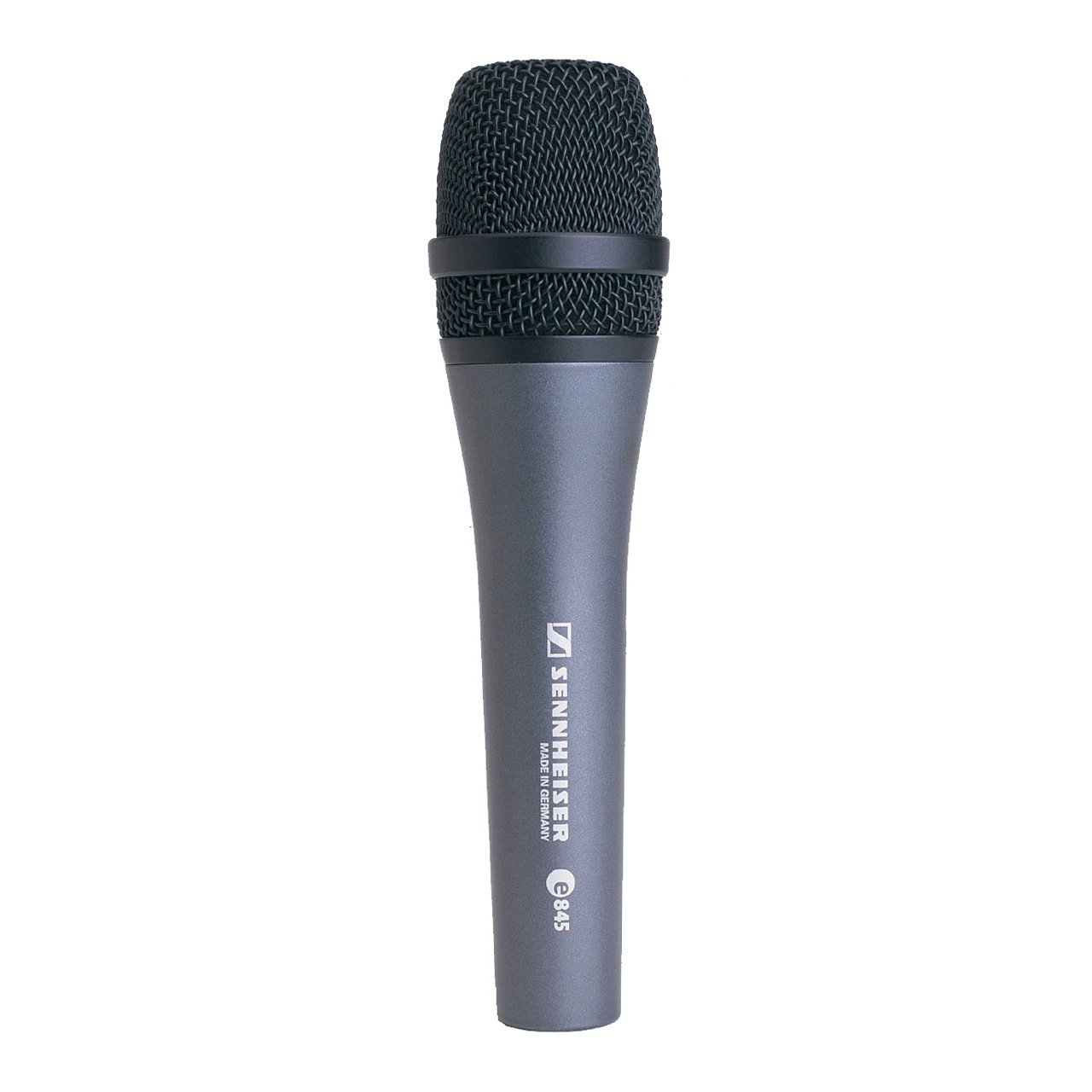 Dynamic Microphones - Sennheiser E 845 - Dynamic Super Cardioid Handheld Vocal Microphone
