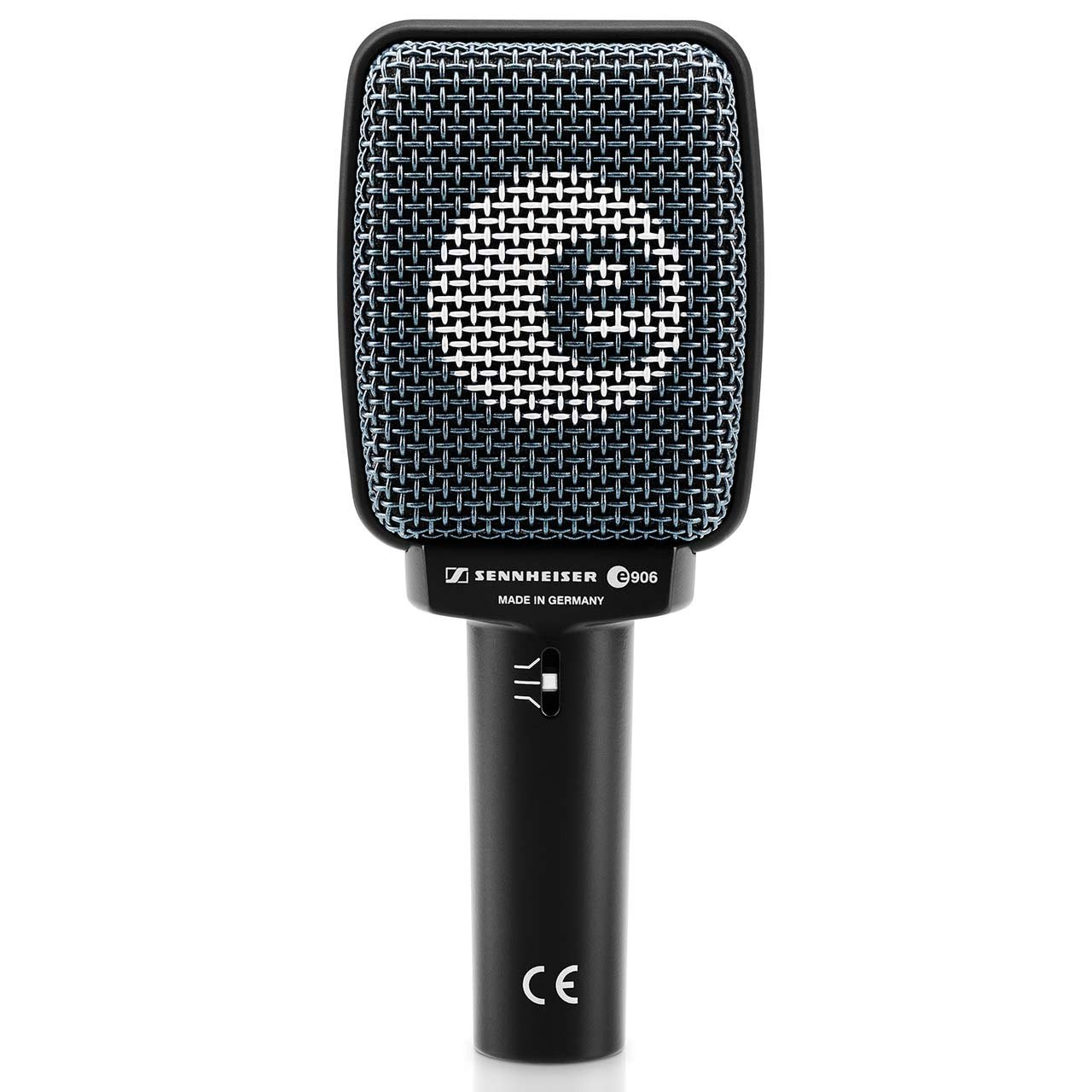 Dynamic Microphones - Sennheiser E 906 Dynamic Instrument Microphone