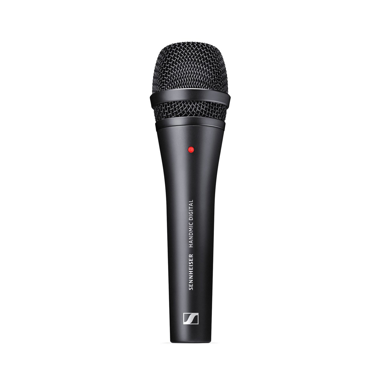 Dynamic Microphones - Sennheiser Handmic Digital - Handheld Interview Mic For Mac, Windows & IOS