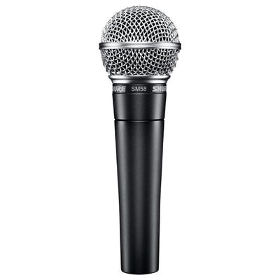 Dynamic Microphones - Shure SM58 Dynamic Vocal Microphone