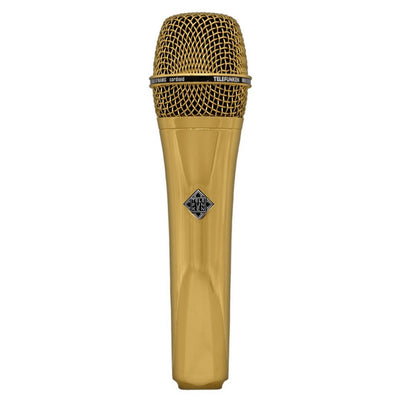 Dynamic Microphones - Telefunken M80 Gold Dynamic Microphone