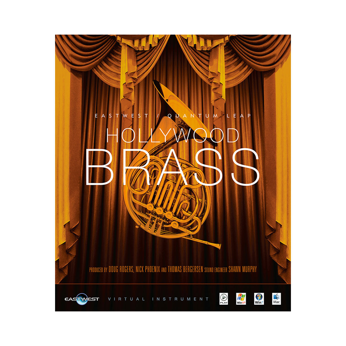 EastWest Hollywood Brass Gold Edition - Serial Nr + Download Version